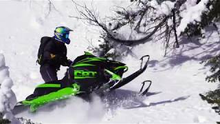 1. 2018 Arctic Cat Mountain Cat Review with Andy Beavis