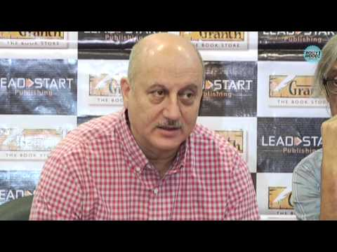 Anupam Kher Launches