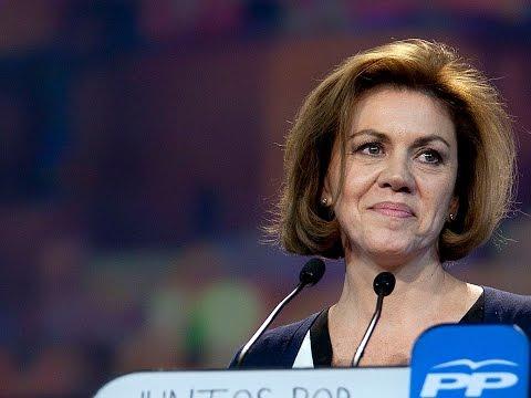 """Cospedal describe la hoja de ruta del PP: """"Estabilidad, confianza y unidad"""""""