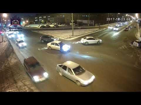 Вейнбаума - Брянская 23.12.2017 - DomaVideo.Ru