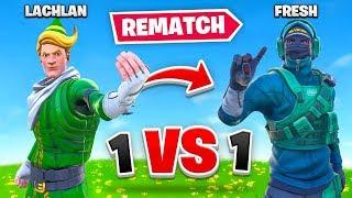 I Rematched Fresh in a Fortnite 1v1 (Pro Player)