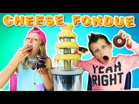 Cheese Fondue Challenge