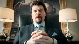 Amazing. Kenny Powers becomes CEO of K-Swiss, and enlists the help of Michael Bay, Matt Cassel, Jillian Michaels, MMA ...