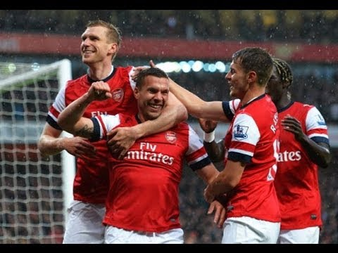Arsenal 2013/14 Our time is now