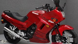 9. 2006  KAWASAKI  EX250 NINJA 250  - National Powersports Distributors