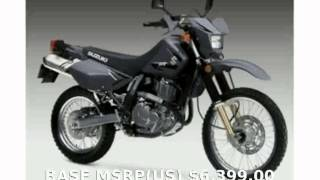4. 2013 Suzuki DR 650SE - Specification & Details