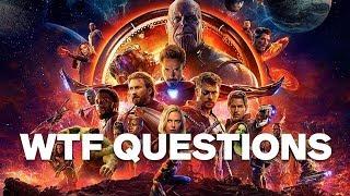 Video Avenger's: Infinity War's 7 Biggest WTF Questions (SPOILERS!) MP3, 3GP, MP4, WEBM, AVI, FLV Desember 2018