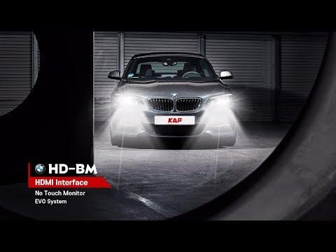 BMW 2018 (EVO SYSTEM) HDMI INTERFACE