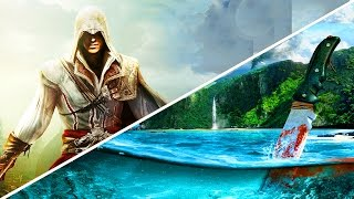 "Article : http://ie.ign.com/articles/2017/05/16/new-assassins-creed-far-cry-coming-within-the-next-yearWelcome back and thanks for tuning in for another one of my video's.Not Subscribed? , No Problem! , Do It Here! : http://bit.ly/LittleMarManSub⚅ Donate : https://www.twitchalerts.com/donate/littlemarman ⚅► Follow me on Twitter! : https://twitter.com/LittleMarMan► Follow me on Twitch! : http://www.twitch.tv/Littlemarman► Earn Money from Youtube Videos : https://goo.gl/4TlzbMUbisoft has revealed that it plans to release four major titles in the next fiscal year, which will include the return of Assassin's Creed, as well as Far Cry 5 and The Crew 2.As part of its 2017 fiscal year earnings report, Ubisoft confirmed that both Assassin's Creed and Far Cry will return in the 2017-2018 fiscal year release window, which runs from April 1, 2017 to March 31, 2018. South Park: The Fractured But Whole and The Crew are also set to return in that timeframe, with a sequel for the latter confirmed.The Assassin's Creed Twitter account debuted a new piece of art featuring the franchise's logo and indicated that information on the next chapter in the franchise will come at E3. The UK Assassin's Creed Twitter account also featured the new art along with the text ""A new era begins,"" indicating the next entry will not be revisiting a previously established period in the Assassin's Creed franchise.A Far Cry 5 logo has also been revealed via the Ubisoft forums, the lettering all white with red and blue bordering. No other information about the next numbered entry has been revealed as of this time. The series last saw release in 2016, with the non-numbered entry Far Cry Primal, which saw the franchise head back to prehistoric times♫ Songs Used (Chronological Order) ♫"