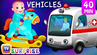 Surprise Eggs Street Vehicles For Children. Make your kids learn different types of vehicles like Baby vehicles, Passenger Vehicles, Public Transport Vehicle...