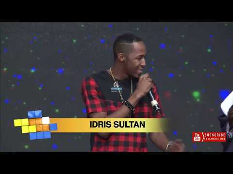 FlashBack Friday - One ON One with Idris Sultan