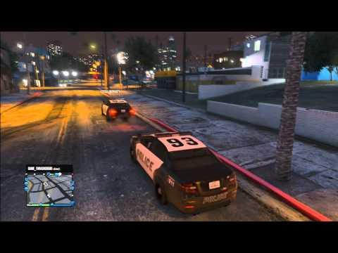 GTA 5: Let's Be Cops   GTA 5 Online Funny Momments
