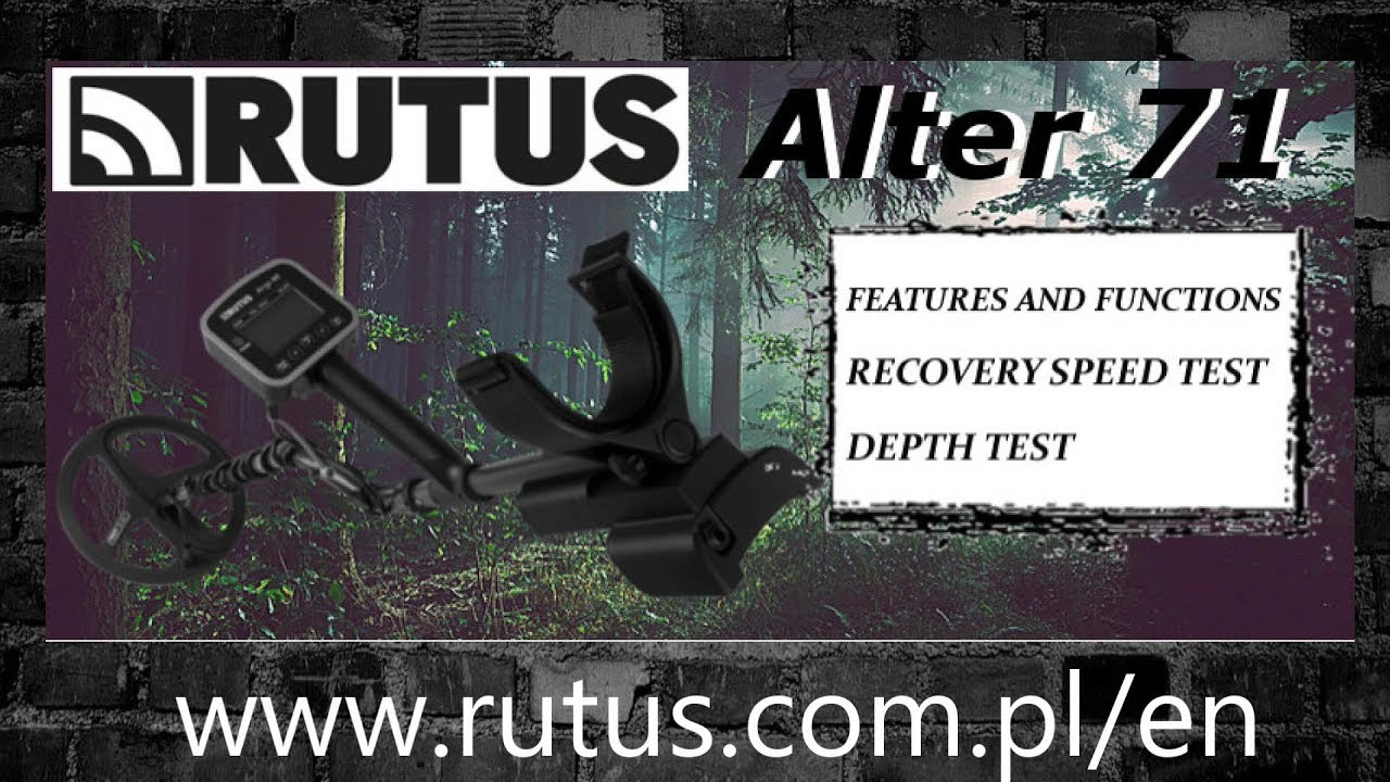 Rutus Alter 71, amazing depth and recovery demo / View more on YT: EnglandsHistory