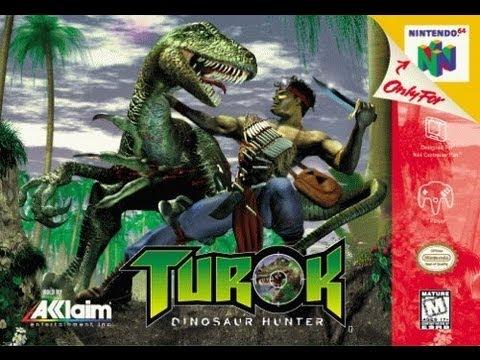 turok dinosaur hunter nintendo 64 cheats