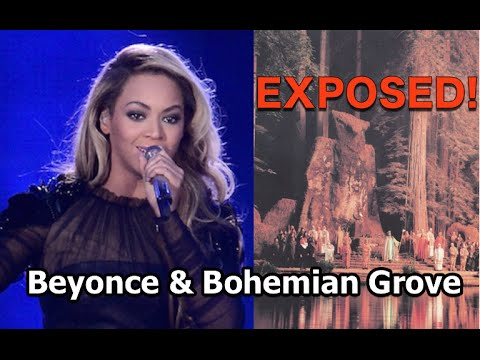 Beyonce Calls for Repeal of First Amendment at Bohemian Grove Performance