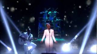 Mary J. Blige - Need Someone (On The X-Factor Live) lyrics (Chinese translation). | From where you stand
