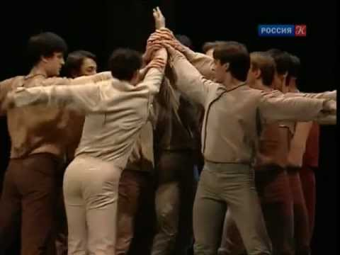 Свадебка Пермского театра оперы и балета на фестивале Золотая Маска   Новости культуры
