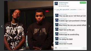 Thumbnail for Kevin Gates ft. August Alsina — I Don't Get Tired (#idgt)