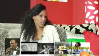 Jossy in Z House Show Interview with Artist Minyishu Kifle