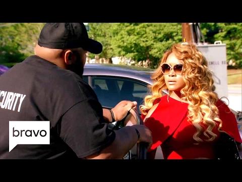 Married to Medicine: Quad's Security Kicks Mariah Out (Season 4, Episode 7)   Bravo