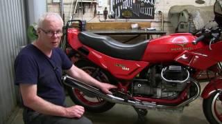 7. Buying a Moto Guzzi Le Mans 1000