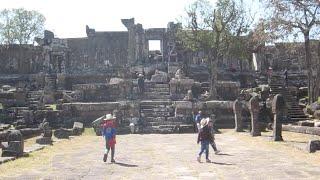 Preah Vihear Cambodia  city images : Preah Vihear Temple in Cambodia Part 02