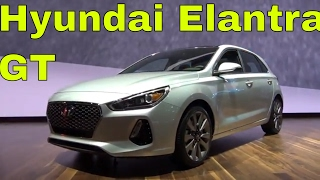 With this new Elantra GT, Hyundai hopes to capture buyers who need a versatile car but still want something that's sporty and fun to drive! See all my videos from the Chicago auto show here: https://www.youtube.com/playlist?list=PLsrCk-C13kG2HPnd7p1sxKOmxUWjigXyR