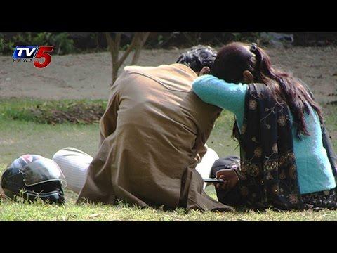 Lovers Romance Spot @ Public Parks : TV5 News