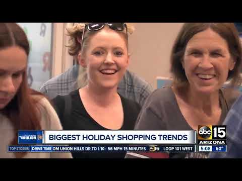 Biggest Black Friday shopping trends
