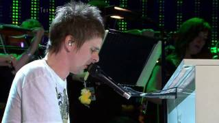 Muse - United States of Eurasia (Live BBC Children In Need Rocks 2009) (High Quality video) (HD)