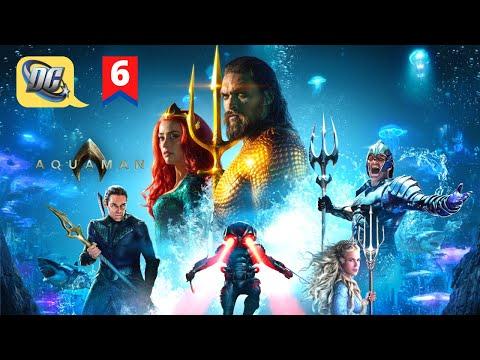 Aquaman Movie Explained in Hindi | DC Movie 6 Aquaman (2018) Movie Explained In Hindi