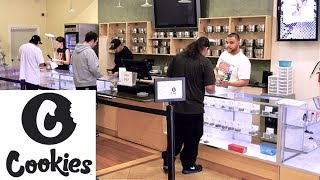 Dispensary Tour: Cookies - SF by The Cannabis Connoisseur Connection 420