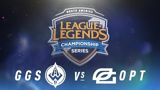 Video GGS vs. OPT - Week 6 Day 1 | NA LCS Spring Split | Golden Guardians vs. OpTic Gaming (2018) MP3, 3GP, MP4, WEBM, AVI, FLV Juni 2018