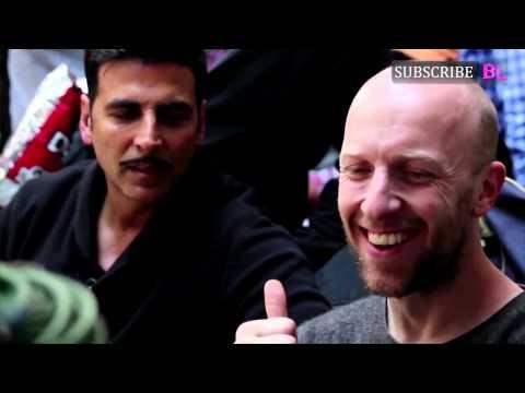 Akshay Kumar is as good as Bruce Willis, says Die