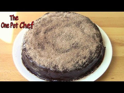 Chocolate Mud Cake – RECIPE