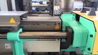 Collaudo Pressa Ad Iniezione Usata Arburg 420 C 1300-675