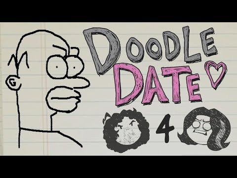 Doodle Date: Daddy Doodles - PART 4 - Game Grumps (видео)