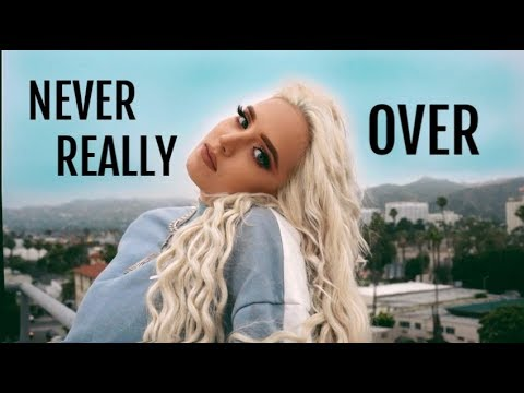 NEVER REALLY OVER - KATY PERRY - COVER BY MACY KATE