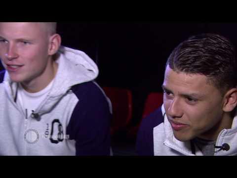 Feyenoord FIFA Battle: Woudenberg vs. Hamer