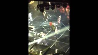 Bruno Mars Concert Memphis TN 2014