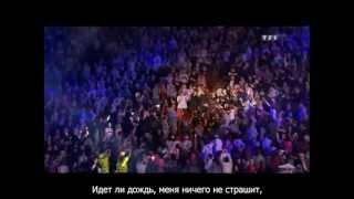 Les Enfoirés--Fiori, Pokora,Maunier - Ma direction LIVE 2013