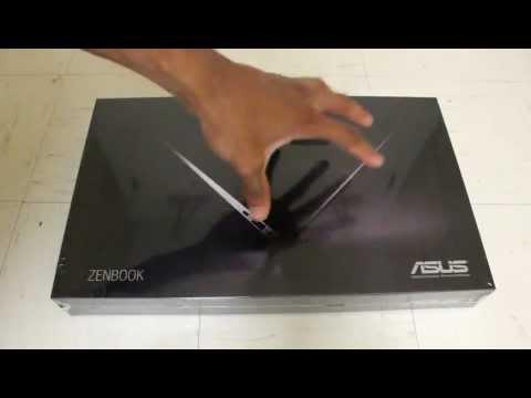 Asus Zenbook UX32VD Unboxing