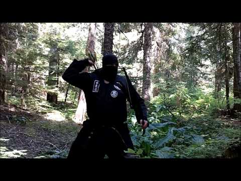 THE RETURN OF THE MOUNTAINOUS NINJA (видео)