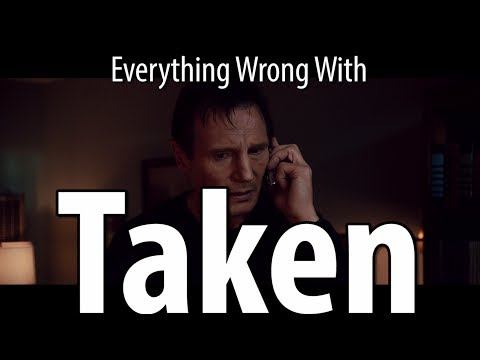 Taken - In celebration of Liam Neeson's ass-kicking return to the multiplex with Non-Stop, we bring you all the sins we could find in the original Taken. Surprisingl...