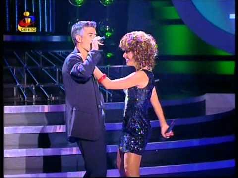 Vanessa Silva & FF - Cose Della Vita (Eros Ramazzotti & Tina Turner) @ Actuação (видео)