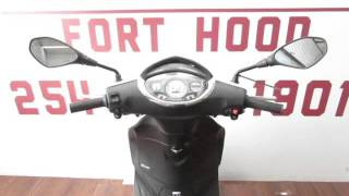 7. 2014 Piaggio FLY 50  New Motorcycles - Harker Heights,Texas - 2015-10-16