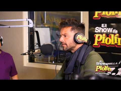 Ricky Martin Angelica Vale Broma Piolin