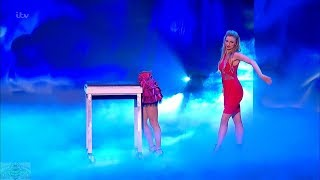 Video Britain's Got Talent 2017 Live Semi-Finals Beautiful Magician Josephine Lee Full S11E12 MP3, 3GP, MP4, WEBM, AVI, FLV Oktober 2018