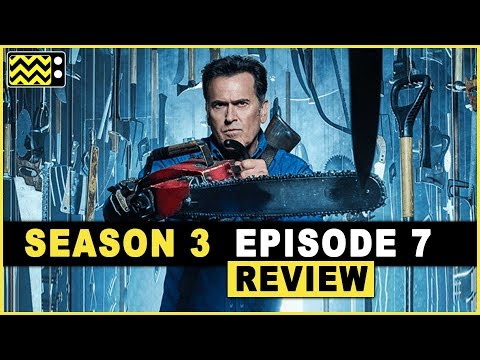 Ash vs Evil Dead Season 3 Episode 7 Review & Reaction | AfterBuzz TV