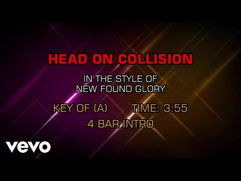 New Found Glory - Head On Collision (Karaoke)